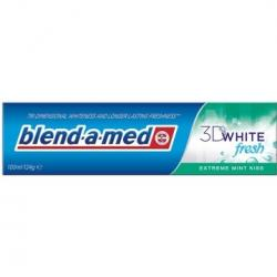 Blend-a-med 3D White Extreme Mint Kiss 100ml pasta do zębów