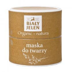 Biały Jeleń Organic-natura maska do twarzy 60ml