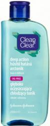 Clean & Clear tonik do twarzy głęboko oczyszczający chłodzący 200ml