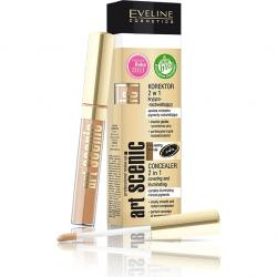 Eveline korektor do twarzy 2w1 05 Nude 7ml