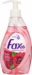 Fax mydło w płynie 400ml Rose