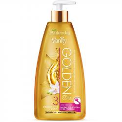 Bielenda Golden Oils mleczko do ciała odżywcze 250ml
