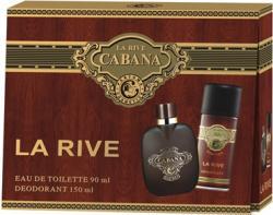 La Rive zestaw Cabana woda + deo