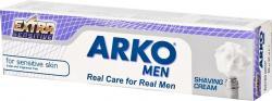 Arko MEN krem do golenia 65g Extra Sensitive