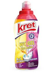 Kret wc żel do toalet 8w1 Duo Active 700g