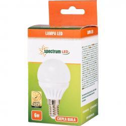 Spectrum LED żarówka E14 6W (odpowiednik 50W)