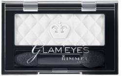 Rimmel Glam'Eyes mono 100 Glam Ice cienie do powiek pojedyńcze