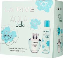 La Rive zestaw Aqua Bella woda + deo