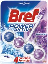 Bref Power Aktiv Lavender kulki - kostka do wc