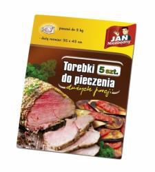 Jan Niezbędny torebki do pieczenia dużych porcji 5 szt