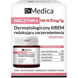 Bielenda Dr Medica Naczynka krem redukujący zaczerwienienia 50ml