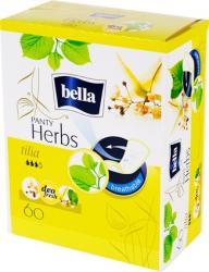 Bella wkładki do higieny intymnej Herbs kwiaty lipy 60 szt.