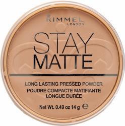 Rimmel Stay Matte puder prasowany 004 Sandstorm