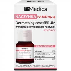 Bielenda Dr Medica Naczynka serum zmniejszające widoczność naczynek 30ml