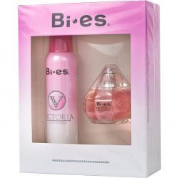 Bi-es zestaw Victoria woda + dezodorant