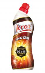 Kret wc żel do toalet Strong Action 750ml
