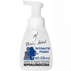 Biały Jeleń pianka do higieny intymnej unisex 275ml