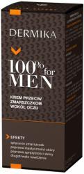 Dermika 100% for MEN krem przeciw zmarszczkom wokół oczu 15ml