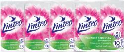 Linteo chusteczki higieniczne 3-warstwowe 10x10szt