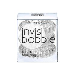Invisibobble gumki do włosów bezbarwne 3szt