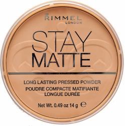 Rimmel Stay Matte puder prasowany 006 Warm Beige