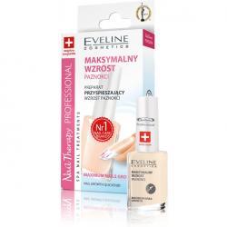 Eveline Nail Therapy preparat przyspieszający wzrost paznokci 12ml