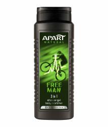 Apart żel pod prysznic męski Free Man 500ml