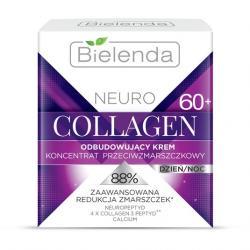 Bielenda Neuro Collagen krem odbudowujący 60+ 50ml