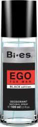 Bi-es Ego Black Edition dezodorant perfumowany 100ml