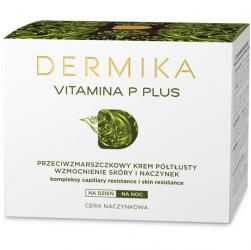 Dermika Vitamina P Plus krem półtłusty 50ml