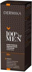 Dermika 100% for MEN krem 50+ przeciw zmarszczkom i bruzdom 50ml