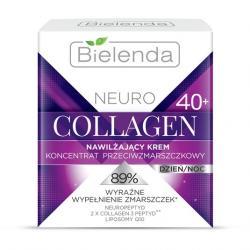 Bielenda Neuro Collagen krem nawilżający 40+ 50ml