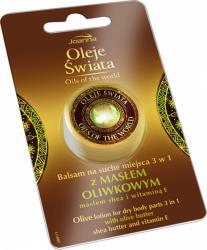 Joanna Oleje Świata balsam z masłem oliwkowym 8g