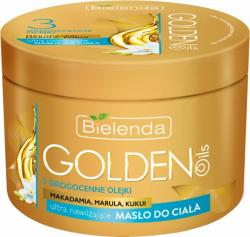 Bielenda Golden Oils masło do ciała nawilżające 200ml