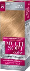 Joanna Multi Soft 21 karmelowy blond szampon