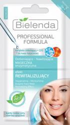Bielenda Professional Formula dotleniająco - nawilżająca maseczka enzymatyczna 2x5g