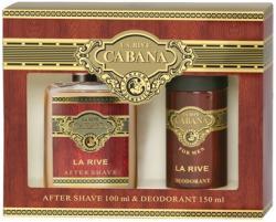 La Rive zestaw Cabana płyn po goleniu + deo