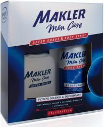 Makler zestaw Celebration płyn po goleniu + deo