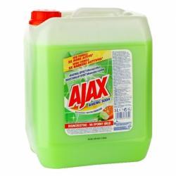 Ajax płyn uniwersalny 5l baking soda cytryna - pomarańcza