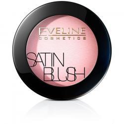 Eveline Satin Blush 05 Soft peach róż do policzków