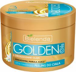 Bielenda Golden Oils peeling do ciała nawilżający 200ml