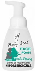 Biały Jeleń pianka do mycia twarzy 275ml