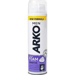 Arko MEN pianka do golenia 200ml Extra Sensitive