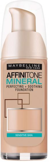 Maybelline Affinitone Mineral podkład 30 Sand