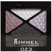 Rimmel Glam'Eyes quad 023 Beauty Spells cienie do powiek poczwórne