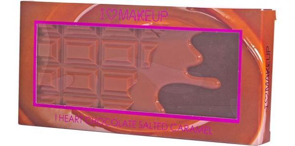 Revolution (I ♡ Makeup) zestaw 16 cieni Salted Caramel