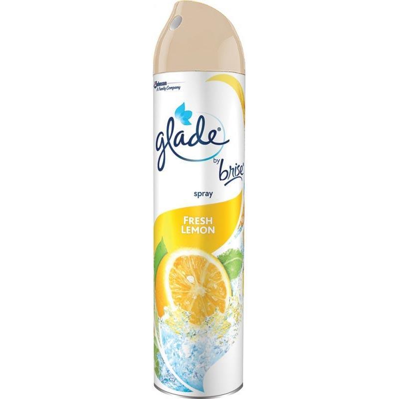 Glade By Brise Odświeżacz Powietrza Spray Lemon 300ml