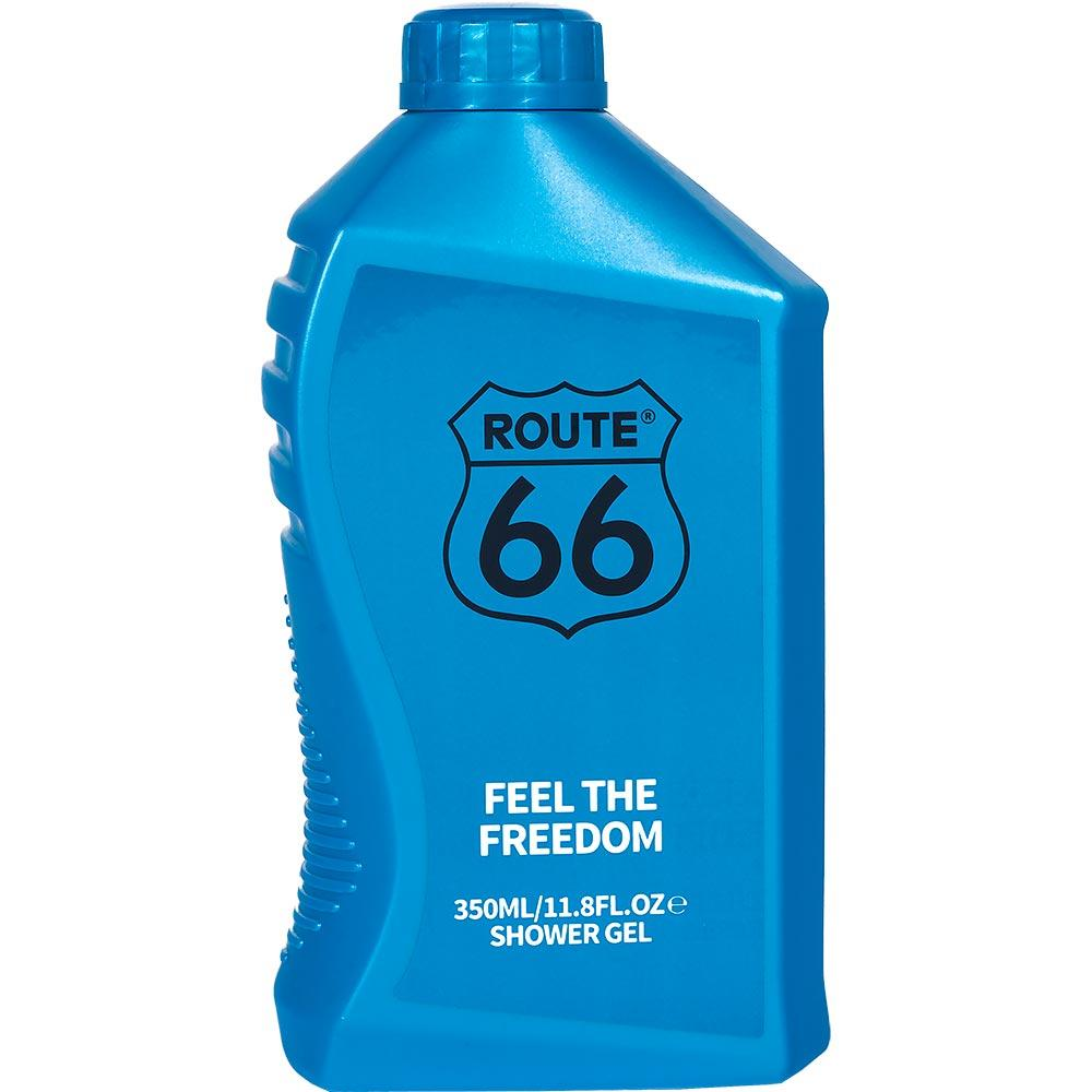 Route 66 Zel Pod Prysznic 350ml Feel The Freedom Blue 350ml