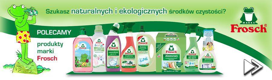 Produkty Frosch MD