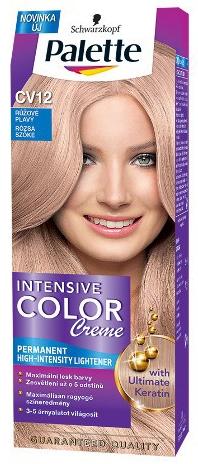 Palette Farba Cv12 Rozany Blond Maxdrogeria Pl